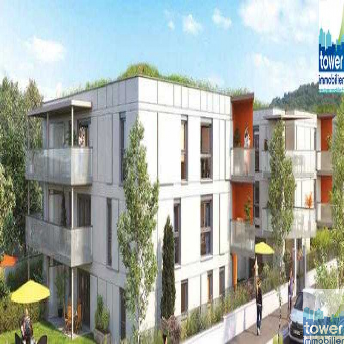 Programme neuf Appartement Aix-les-Bains (73100)