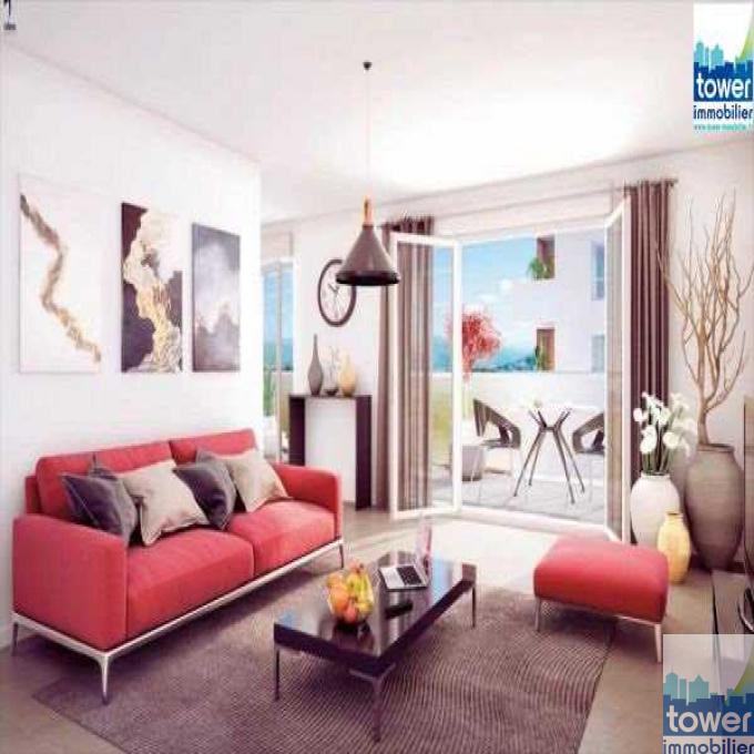 Programme neuf Appartement Saint-Martin-d'Hères (38400)