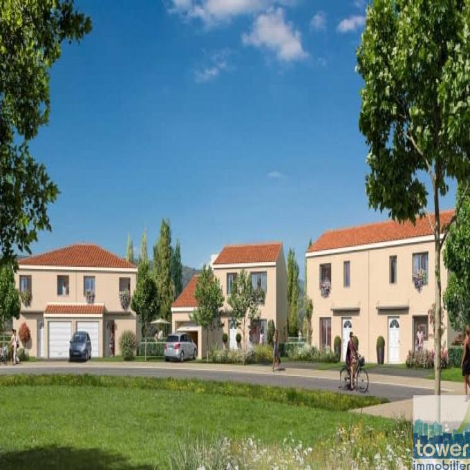 Programme neuf Maison Pont-Évêque (38780)