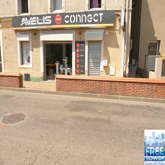 Vente Immobilier Professionnel Murs commerciaux Cazères (31220)