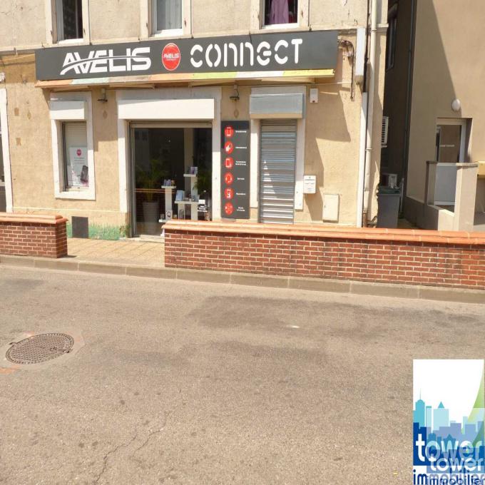 Vente Immobilier Professionnel Local professionnel Cazères (31220)