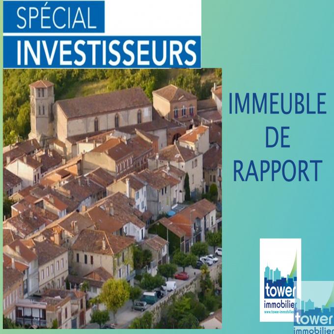 Offres de vente Immeuble Saint-Ybars (09210)