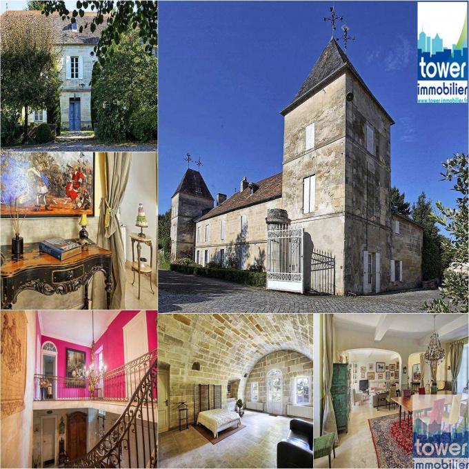 Offres de vente Château Sablons (33910)