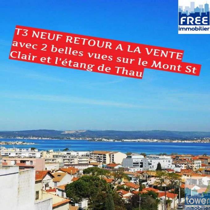 Programme neuf Appartement Sète (34200)