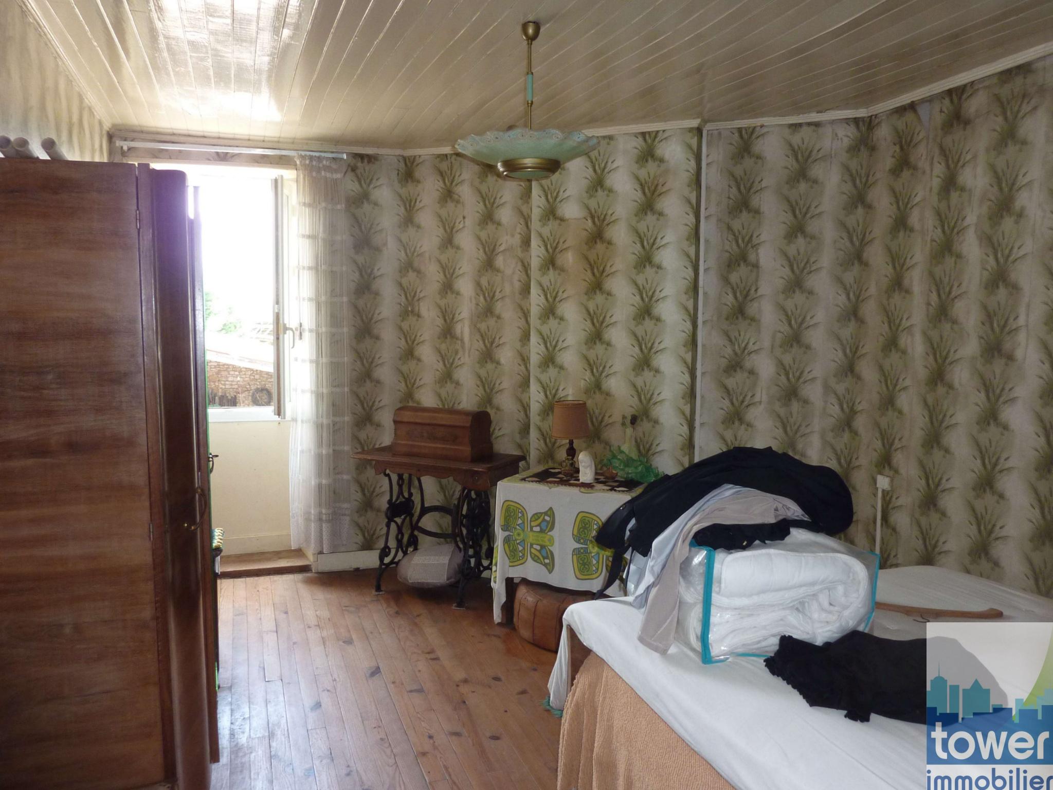 Chambre étage maison 2