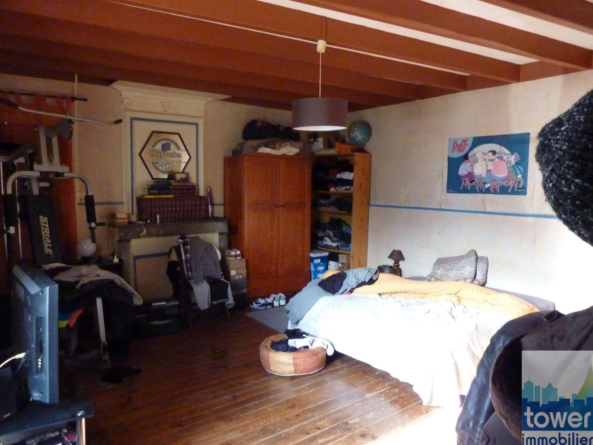 Grande chambre ou Salon maison 1