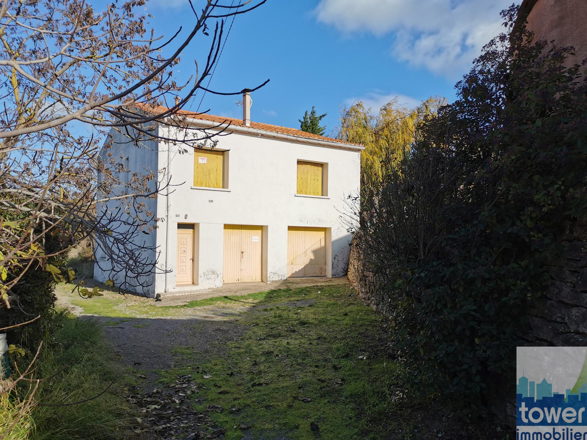 Vente Maison Durban-Corbières (11360)