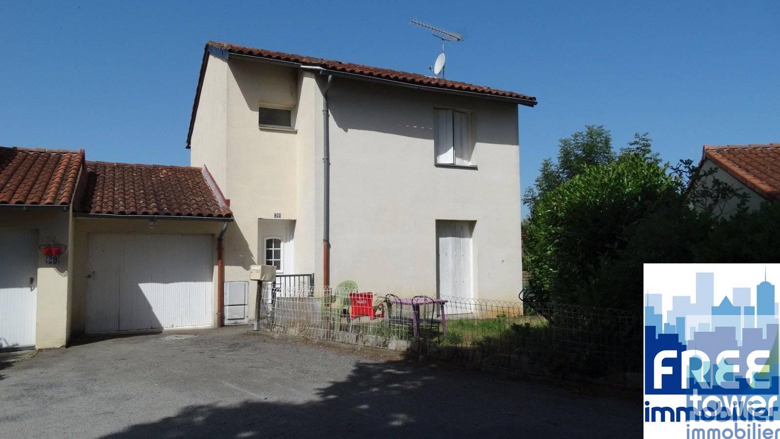 Annonce vente maison villefranche de rouergue 12200 81 for Achat maison appartement