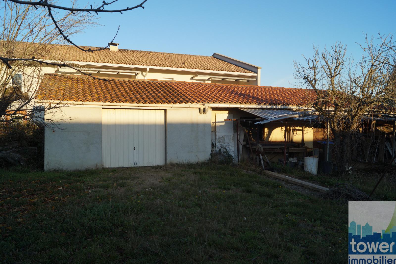 Vente maison 115 m2 sur terrain de 1200 m2 terrain de for 100 m2 de terrain