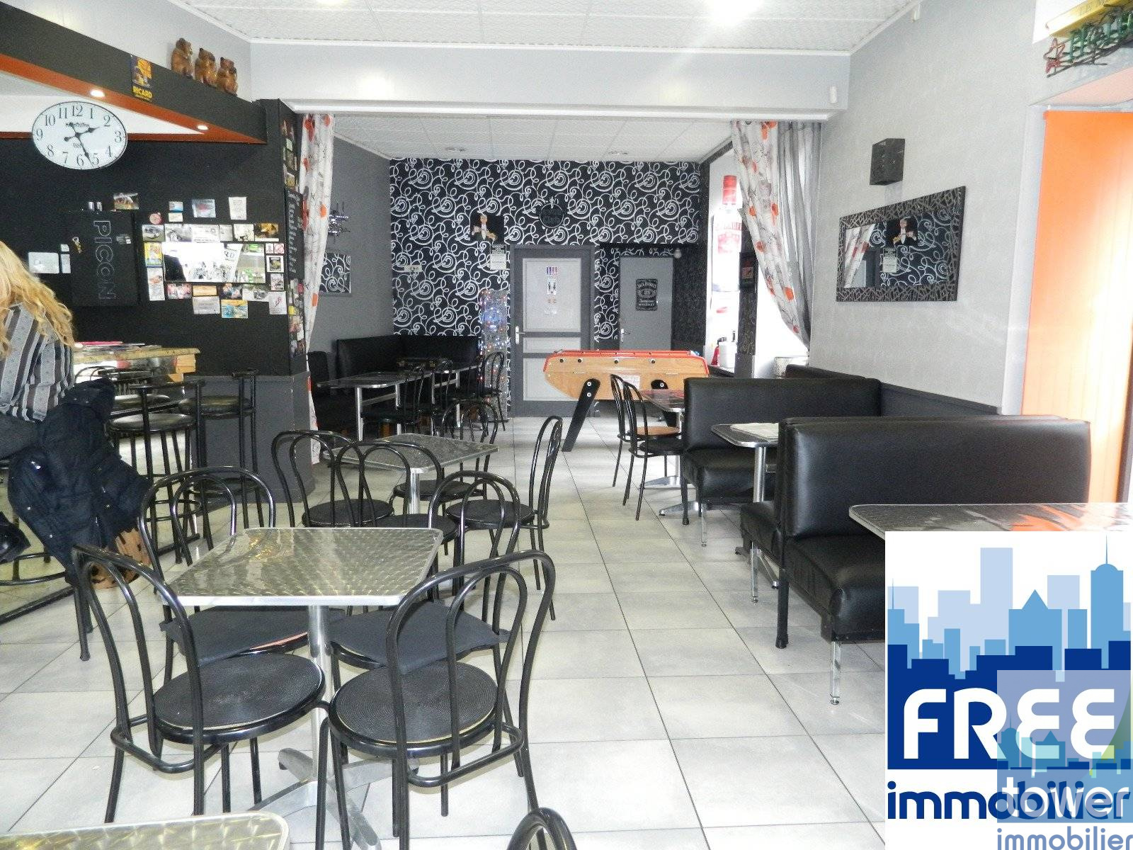 Vente Immobilier Professionnel Fonds de commerce Firminy (42700)
