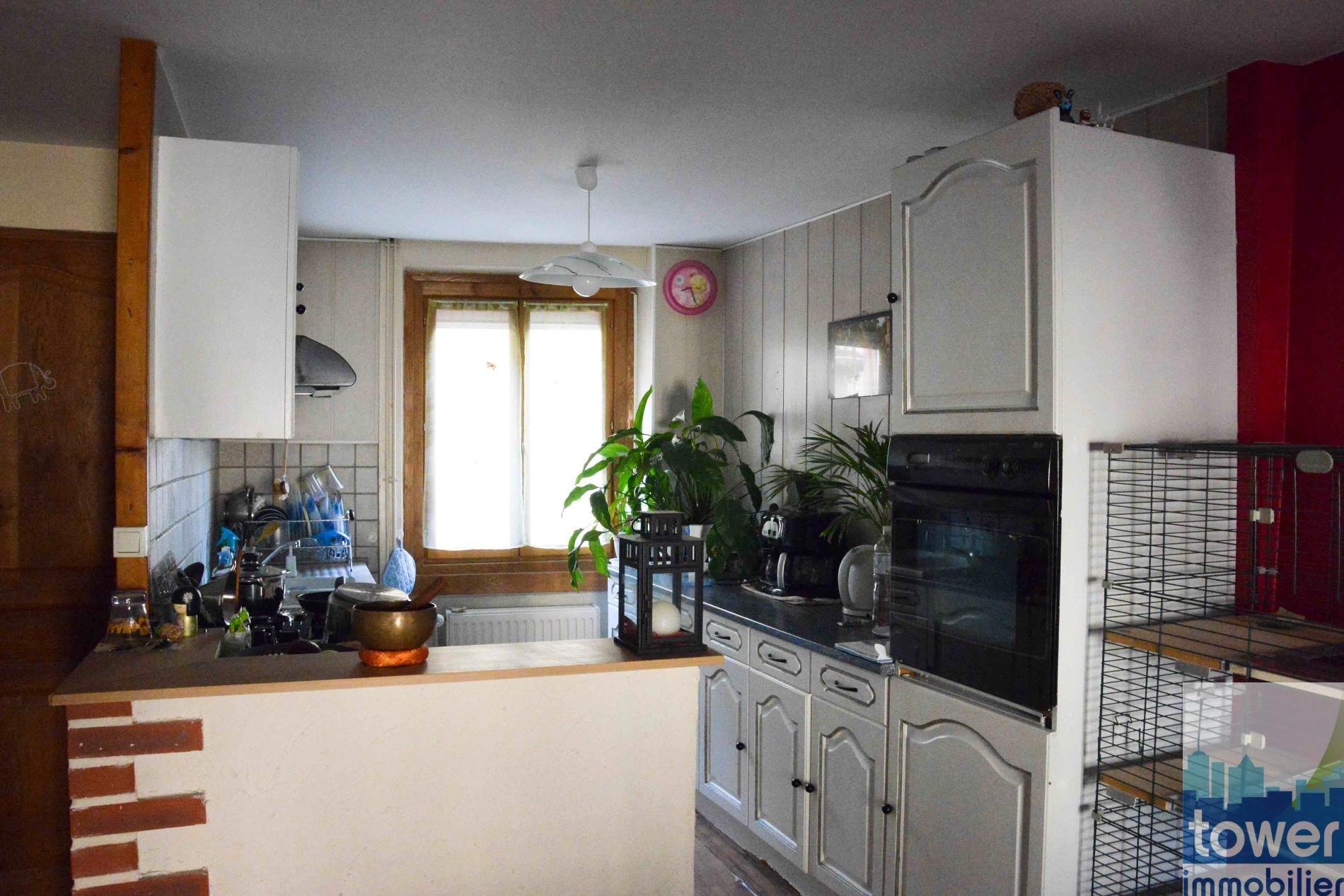 annonce vente maison la fouillouse 42480 83 m 132 000 992738670409. Black Bedroom Furniture Sets. Home Design Ideas
