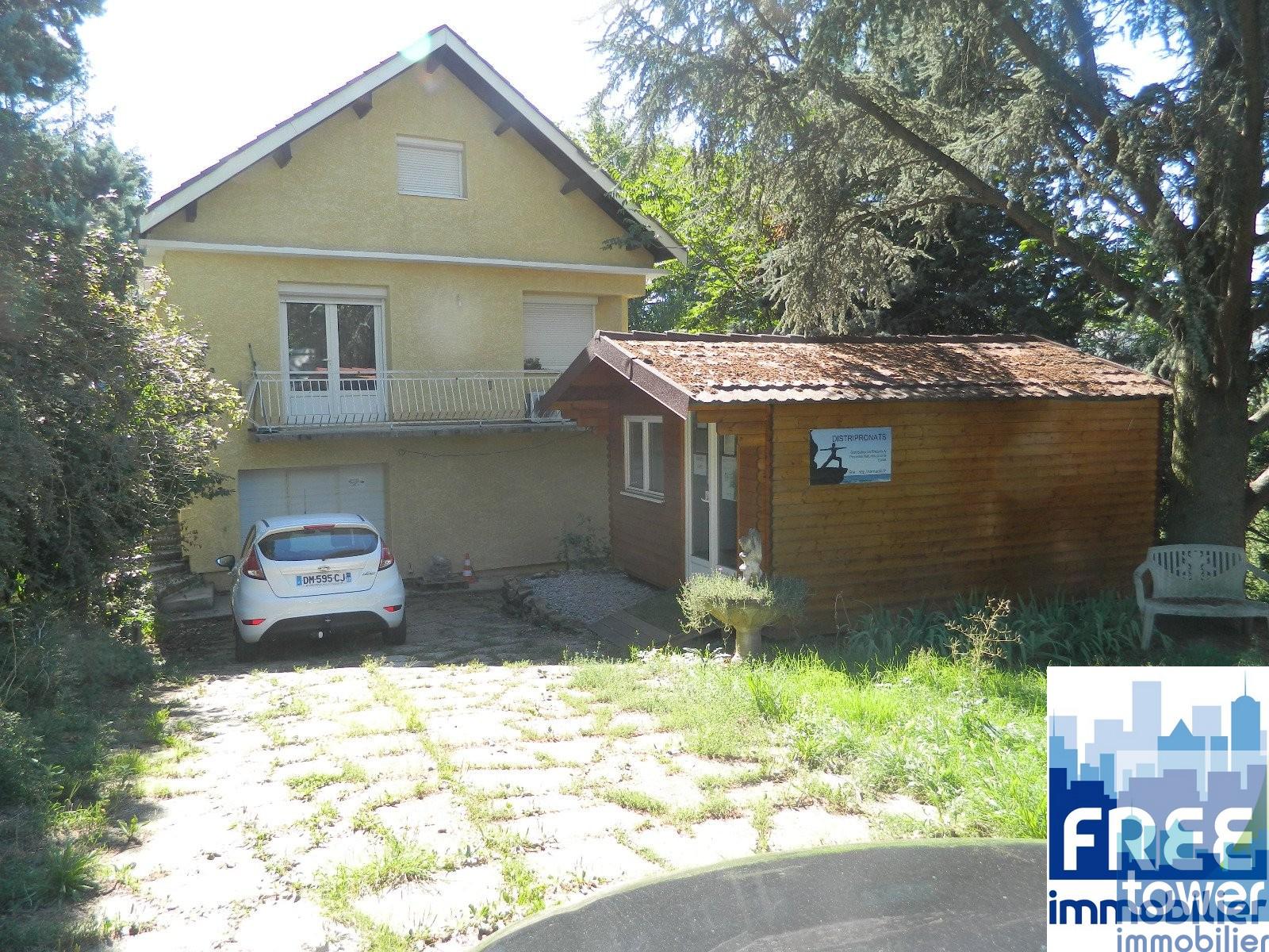 Vente a l horme maison avec de terrain constructible for Maison container terrain non constructible