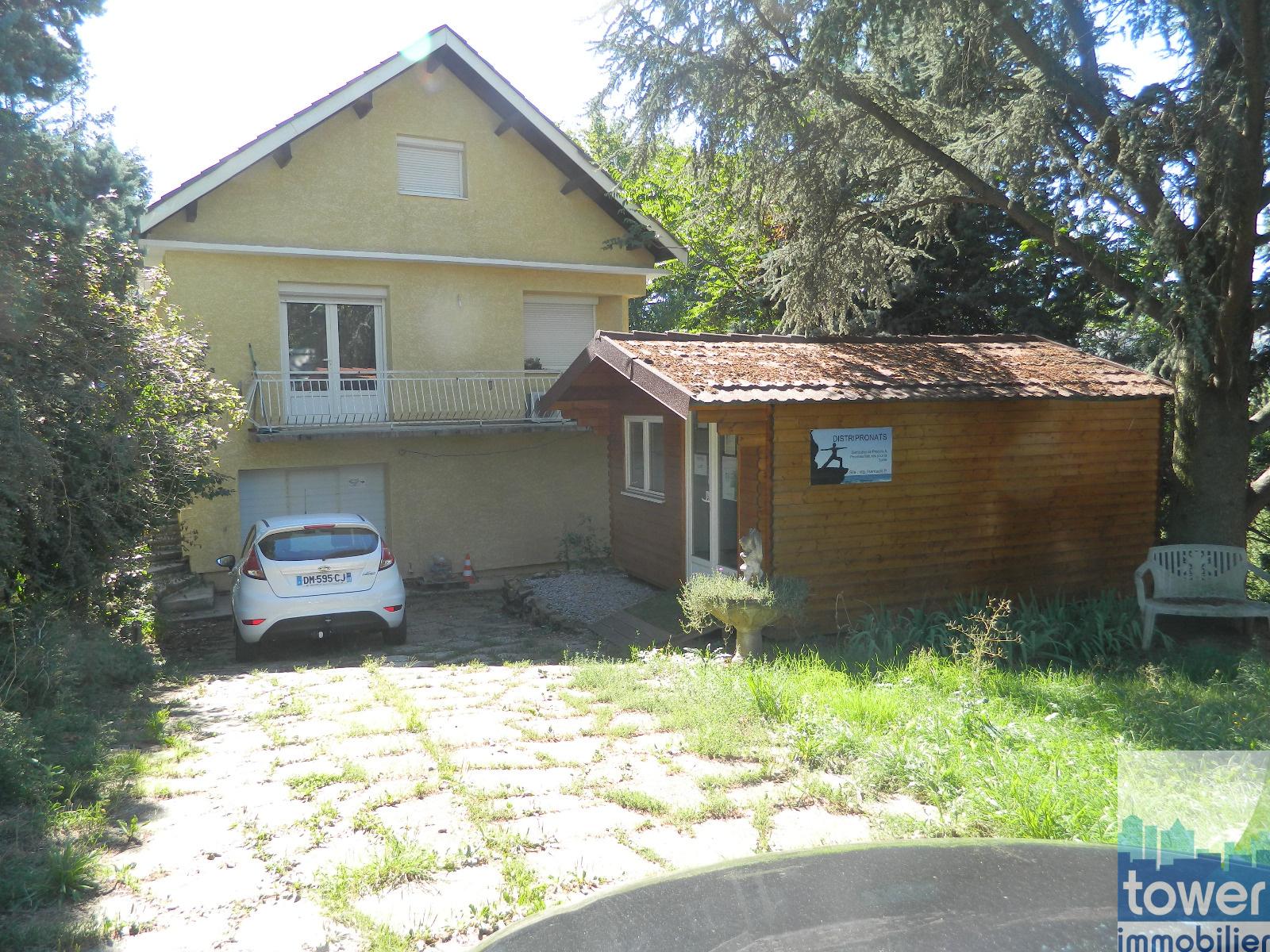 Annonce vente maison l 39 horme 42152 180 m 365 000 for Vente maison l