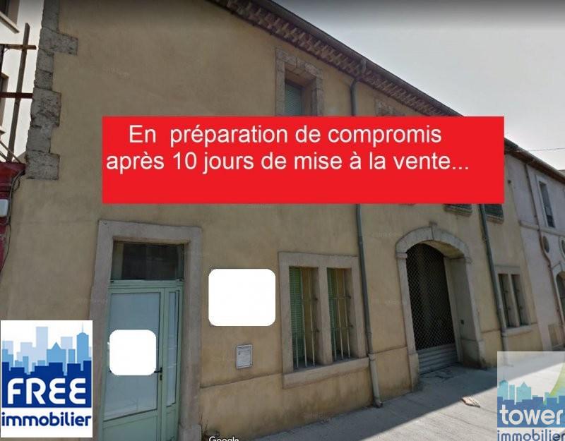 Vente Immobilier Professionnel Local commercial Béziers (34500)
